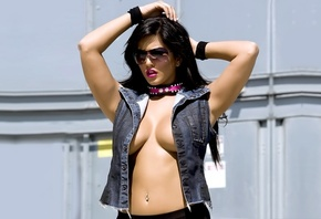 Sunny Leone, Bollywood, Celebrity, Actress, Model, Girl
