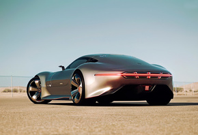 Mercedes-Benz, AMG Vision, Gran Turismo, Silver Stunner