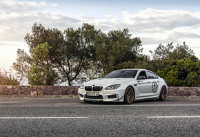 bmw, 6-siries, gran coupe, prior design