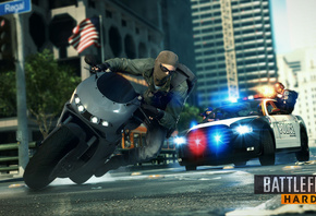 Battlefield: Hardline, Visceral Games, Dice, Electronic Arts