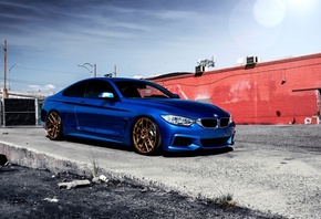 тюнинг, бмв, bmw, 435i, f32, msport, wheels, stance, matte, custom