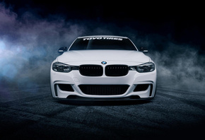 bmw, 3 series, tuning, car, 1013mm, бмв, передок
