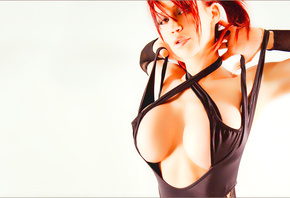 Bianca Beauchamp, girls, women, models, topless, big boobs, big breast, big tits, boobs, tits