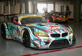 Car, Wallpapers, Bmw, Z4, e89, GT3, RaceCar, Garage, Automobile, Desktop, А ...