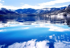 greenland, fjord, ice, snow, artic
