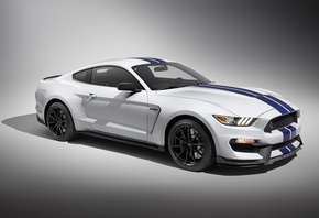 2016, Ford, Mustang, Shelby, GT350