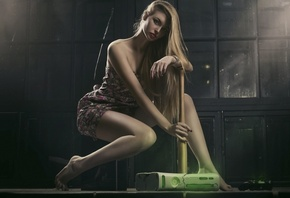 Dress, Dust, Game, Gamepad, Games, Girl, Green, Legs, Light, Sexy, Xbox