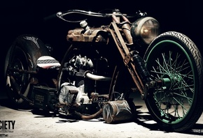 Yamaha, Air, bice, choррer, rats, suspension, vehicles