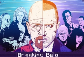 breaking bad, уолтер уайт, брайан крэнстон, скайлер уайт, анна ганн, джесси ...