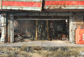 Fallout 4, Games