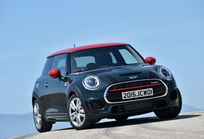 mini cooper, 2015, works, f56, john, new car, vehicle