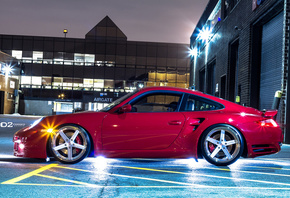 machine, d2forged, porsche 997, turbo, cv2, машина, порш, турбо