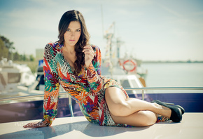Barcos, Beauty, Belleza, Boats, Designer, Fashion, Marina, Moda, Model