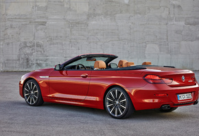 BMW, 6 Series, Convertible