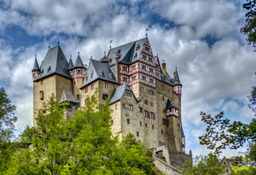 Burg, Eltz, Castle, Wierschem, Germany