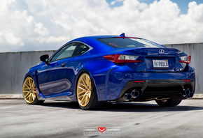 Vossen Wheels, авто, машина, диски, auto, wheels, 2015, Lexus, Forged, VPS- ...