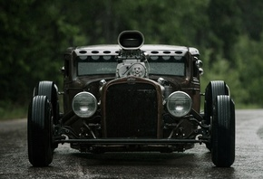 rat rod, 540ci, hot rod, chevy, v6, chevrolet