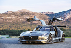 sls, track, area, cars, machinery, Car