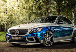 2015, Carlsson, Rivage, Mercedes-Benz, C-Class, W205, мерседес