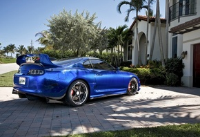 auto, cars, Toyota Supra, Toyota, Supra, tuning auto, tuning cars, wallpapers auto, City