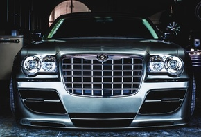 chrysler, 300c, крайслер