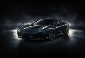 By Durondesign, Midnight Black, F430