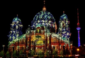Berlin Cathedral, Festival of Lights