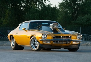 Chevrolet Camaro, Z28 Drag Pack, 1972