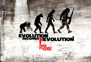 Evolution becomes Revolution, rise of the planet of the apes, восстание планеты обезьян