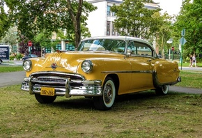 1954, Pontiac, Star Chief