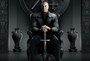 кино фильмы, the last witch hunter, kaulder, vin, diesel, вин, дизель, man, ...