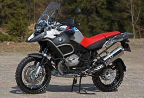 BMW R 1200 GS, Adventure 30 Years GS, мотоцикл