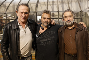Tommy Lee Jones, Luc Besson, Robert De Niro, актеры, профи