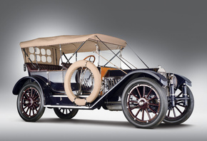 1912, Oldsmobile, Limited Touring, Олдсмобиль