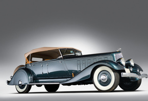1933, Chrysler, Custom Imperial Eight, Phaeton, Крайслер, Фаэтон