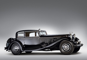 1933, Delage D8S, Coupe by Freestone Webb, Купе, Фристоун Уэбб
