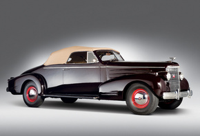 1938, Cadillac, V16, Series 90, Convertible, Coupe