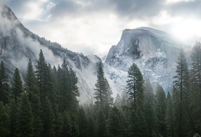 yosemite national park, california, sierra nevada, yosemite national park,  ...