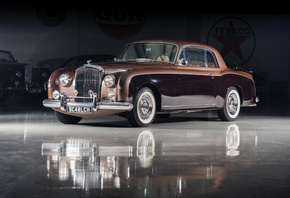 Bentley, S1, Continental, 1966-1959, Ретро
