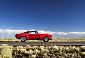 1965, Mustang, Ford