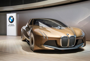 BMW, Vision, Next, 100, Iconic