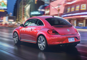 2017, Volkswagen, Beetle, Pink, Limited Edition