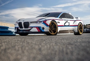 bmw, concept, csl, hommage, race, racing, tuning