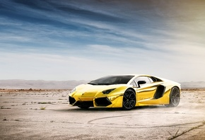 lp700-4, lamborghini, project au79, chrome, gold