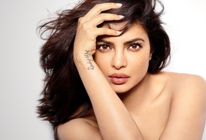Priyanka Chopra, face, girl, eyes, brunette, девушка, actress, pretty, hair, sexy, актриса, celebrity, bollywood, pose, beauty, cute, индийский, model, indian, красавица, lips, beautiful