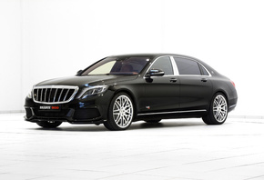 X222, Brabus, Coupe, Mercedes-Benz, Mercedes, coupe, S-Class