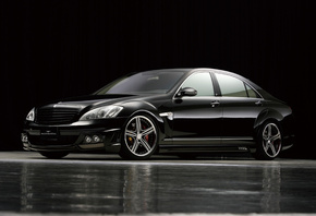 WALD, MERCEDES, BLACK BISON, TUNING, BENZ