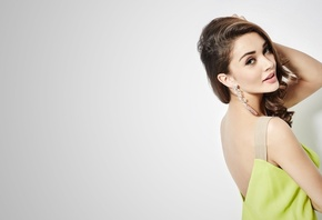 beautiful, lips, model, bollywood, beauty, celebrity, hair, Amy Jackson, smile, actress, brunette, hot, eyes, girl, face