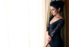 girl, девушка, brunette, actress, актриса, Sonal Chauhan, celebrity, bollyw ...