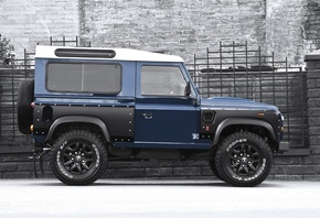 land rover, defender, джип